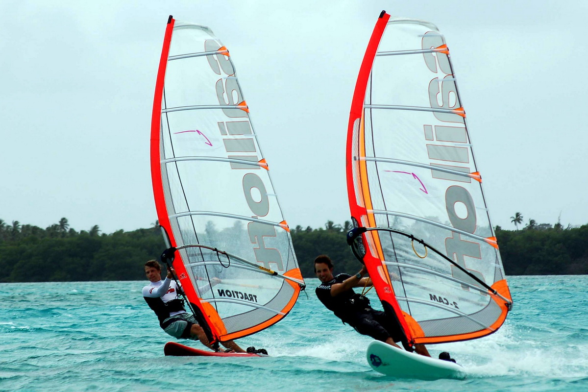 Windsurfen an Traumspots in Tarifa