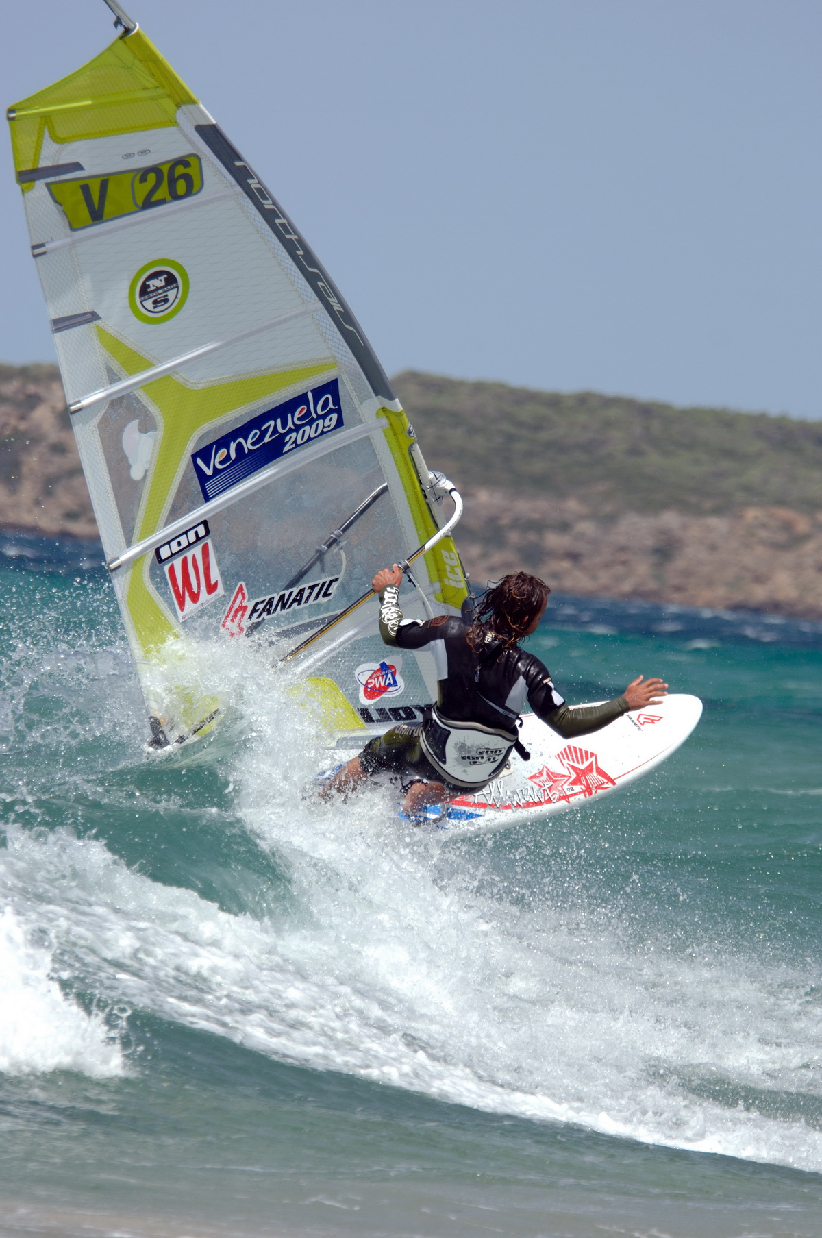 Windsurfespass in Tarifa