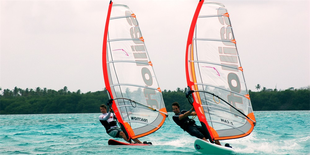 Windsurfen in Tarifa